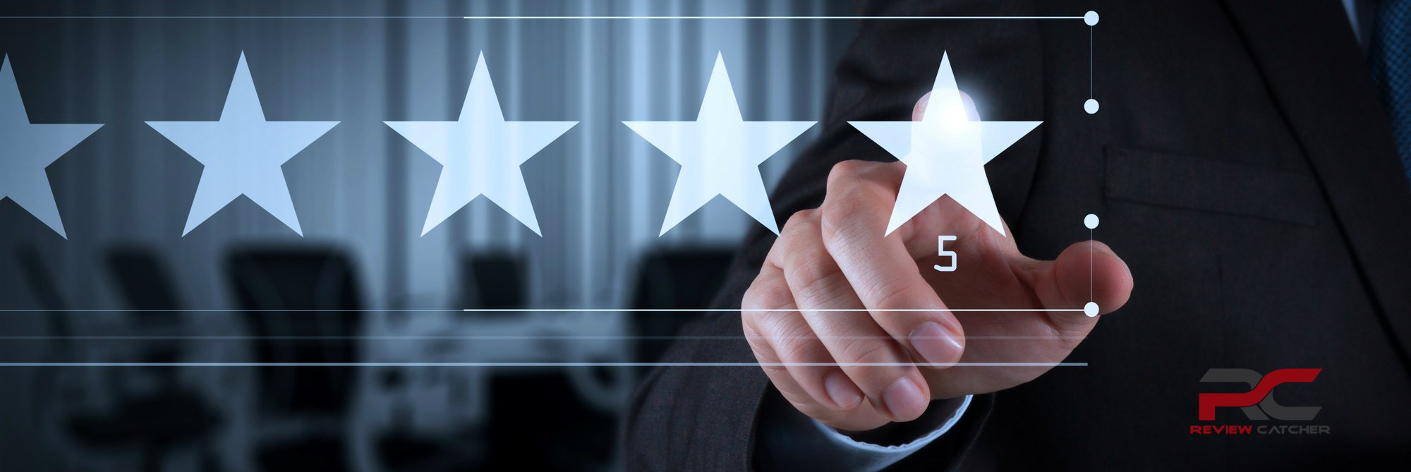 review catcher helps you get more business reviews