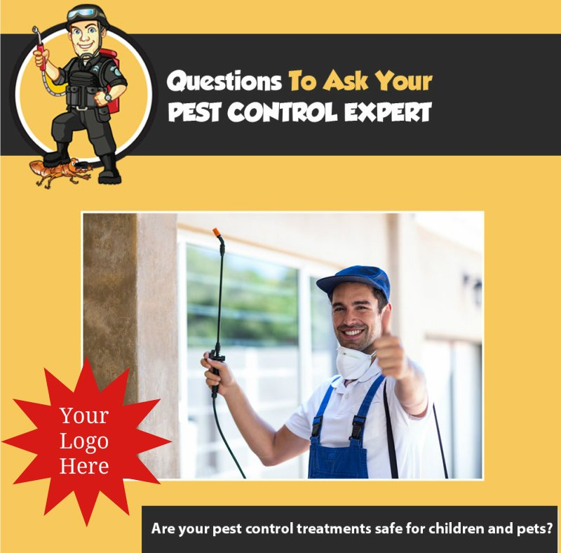 facebook graphic for pest control service
